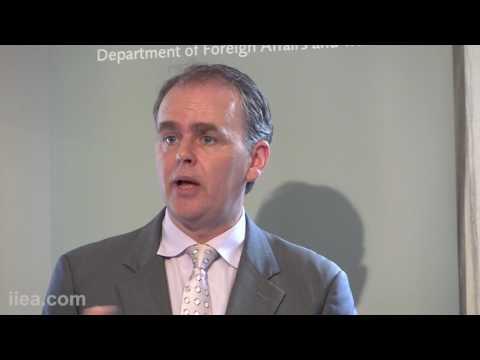 Joe McHugh T.D. - International Development: Ireland's Perspective