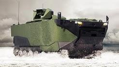 Die 10 neuesten Militärfahrzeuge der Welt