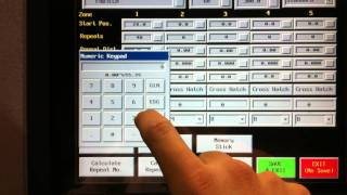 Arcor-GmbH presents: Sanderson Rohrperforation SanPro TPM4 HMI Interface - FabTech 2011 Chicago