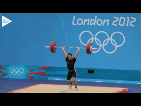 Tuvalu Weightlifter holds his own in the Olympics