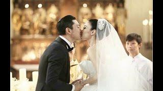 HOT! Artis Sandra Dewi Cium mesra Harvey Moeis Janji Suci Pernikahan