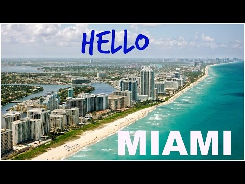 Miami | South Beach, Downtown Miami and Ocean Drive Fun