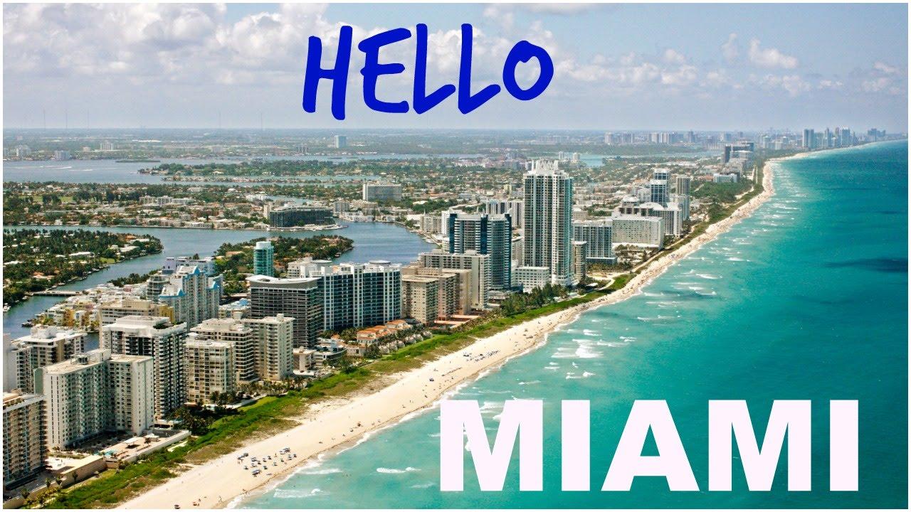 Downtown Miami And Ocean Drive Fun