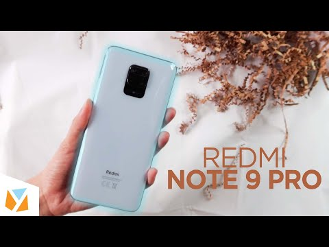 Redmi Note 9 Pro Unboxing and Hands-On