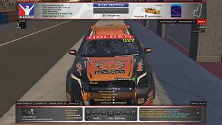 JAMIE MCKNIGHT iRacing- AOSC V8 Supercars - Bathurst 650 Stint 2