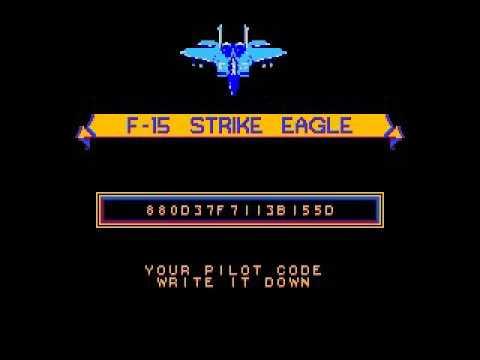 F 15 Strike Eagle for NES