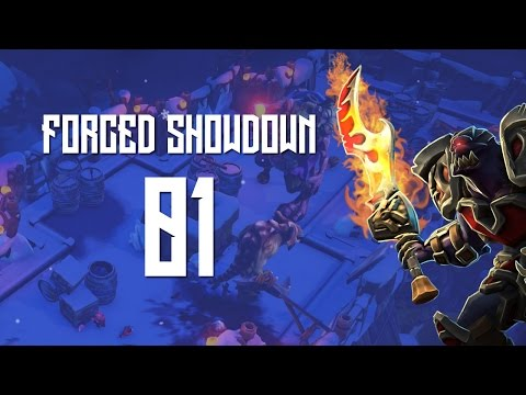 FORCED SHOWDOWN - Part 1 (Special Feature)