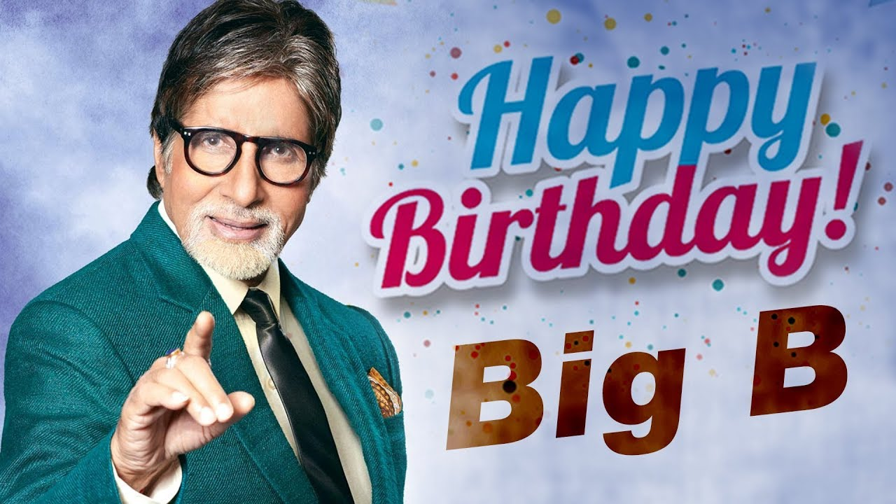 Image result for amitabh bachchan birthday