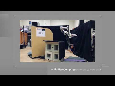 NAVER LABS -  UIUC Jumping Robot