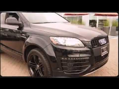 2014 Audi Q7 3.0 Ts Line Prestige >> 2015 Audi Q7 3 0t S Line Prestige Tiptronic