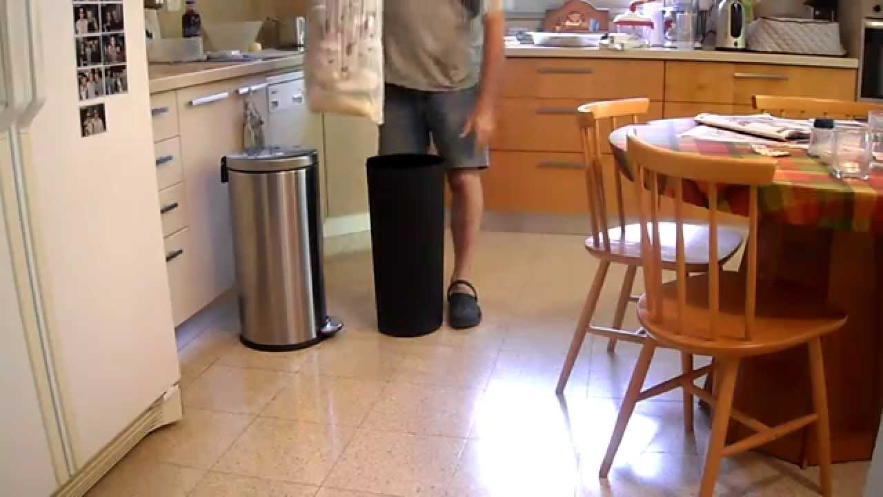Simplehuman Trash Can Youtube