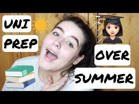 10 TIPS TO PREPARE FOR UNIVERSITY OVER SUMMER!   Charlotte Emily