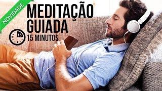 MEDITAÇÃO GUIADA CONTROLAR ANSIEDADE E TER ATENÇÃO PLENA