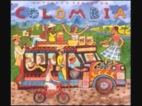 Putumayo Presents Colombia Tulio Zuloaga - El Temporal