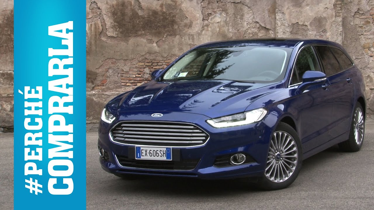 Novo Ford Focus 2018 >> Ford Mondeo Wagon (2015) | Perché comprarla... e perché no ...