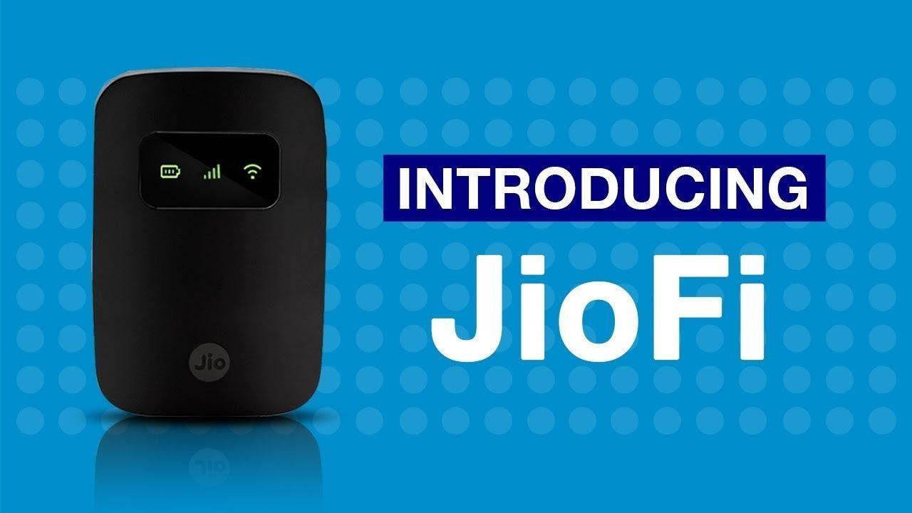 JioFi - Portable 4G WiFi Hotspot Features | Reliance Jio