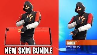 "How to Unlock ""ICONIC SKIN BUNDLE"" in Fortnite (Exclusive Samsung Skin)"