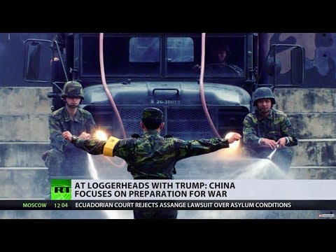 Battle-ready Beijing: China prepares for war as tensions with US rising