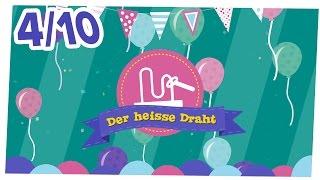 [4/10] Drittes Spiel: Der heiße Draht | Rocket Beans TV-Sommerfest | 28.08.2015