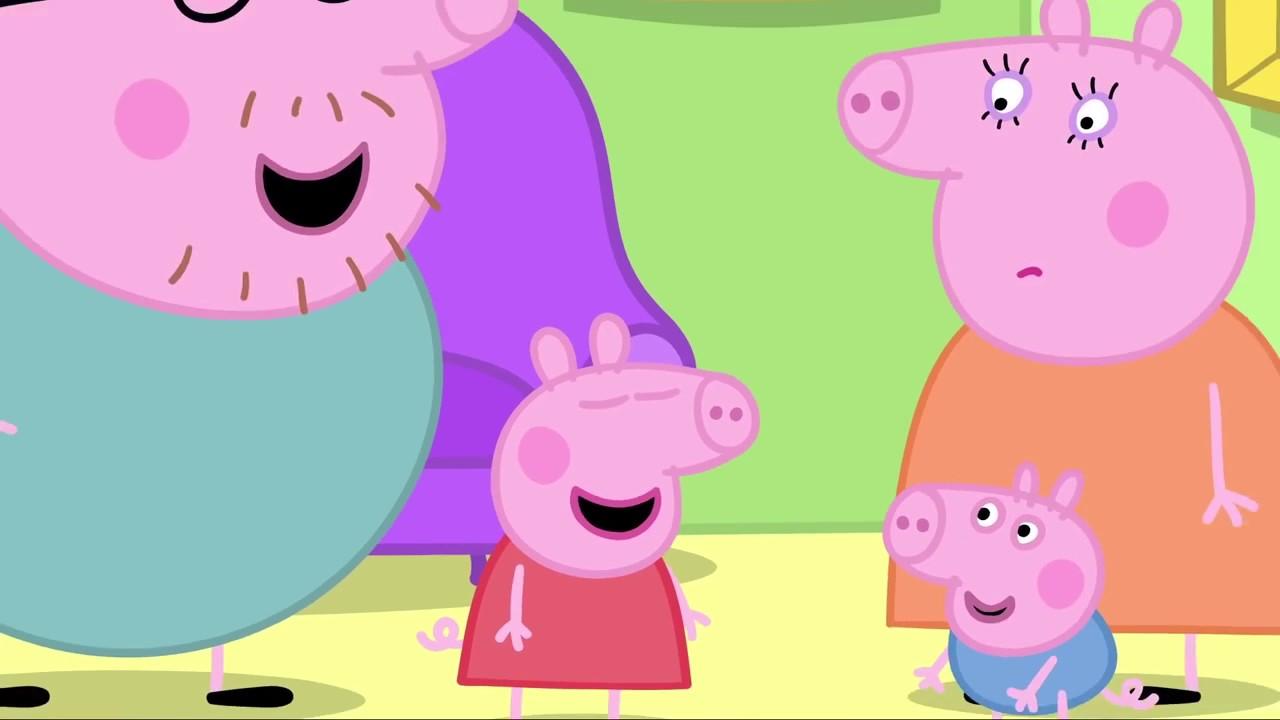 Свинка Пеппа - Cборник 8 (45 минут) #DJESSMAY
