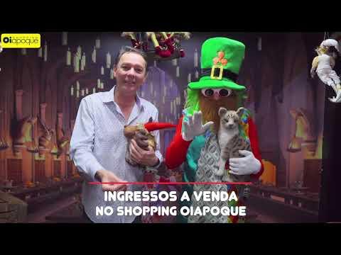 46ª Campanha de popularização do teatro, venha ao Shopping Oiapoque BH
