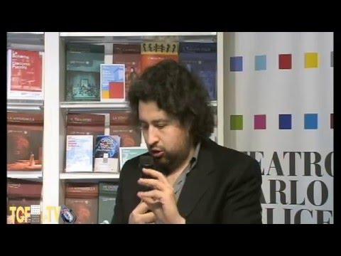 Intervista a Dimitri Jurowski  - Tosca al Teatro Carlo Felice dal 4 Maggio 2016