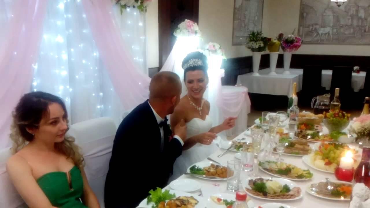 Прикольные поздравления на свадьбу ютуб