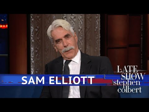 Sam Elliott Reads Lady Gaga s