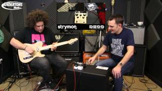 Strymon Deco Pedal Demo - Phat & Stereo Guitar Sounds