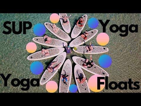 YOGA FLOATS (kelsey barden) Just Add Water