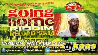 Capleton - Wah A Dem A Do (February 2014) Going Home Riddim - Larger Than Life Rec. | Reggae