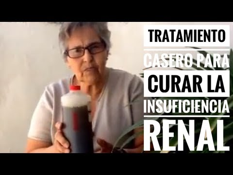 Remedios para la insuficiencia renal naturales