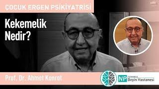 Prof. Dr. Ahmet Konrot - Kekemelik Nedir?
