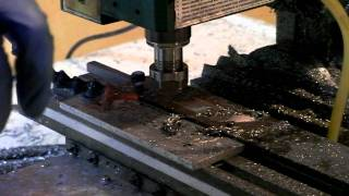 Knifemaking Tuesdays Week 14 - Finished blade in RWL34