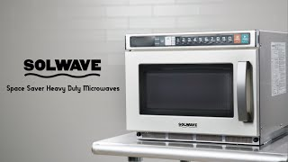 Solwave Space Saver Heavy Duty Microwaves