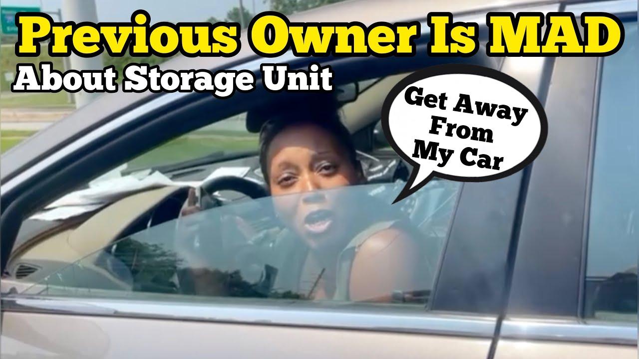SHE WANTS HER UNIT BACK / I Bought An Abandoned Storage Unit / Storage Wars