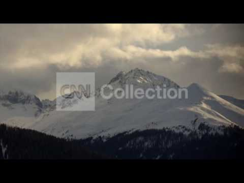 SWITZERLAND: WORLD ECONOMIC FORUM IN DAVOS