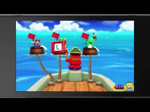 Mario Party: The Top 100 - 3DS Reveal Trailer (Nintendo Direct)