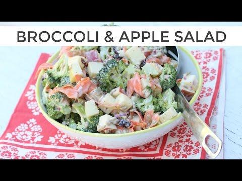 broccoli-+-apple-salad-|-clean-&-delicious