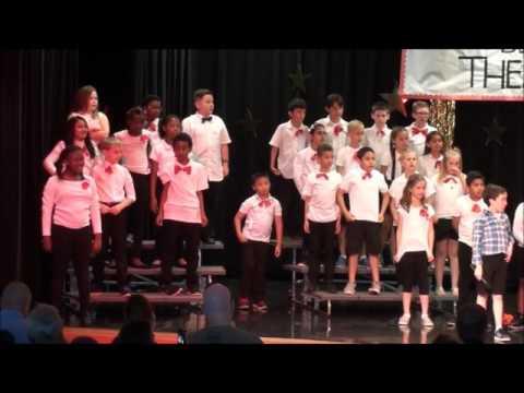 Annette Perry Elementary School 3rd Grade Music Program 2016-2017