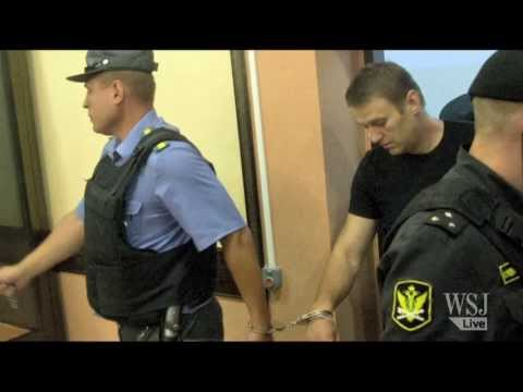 Alexei Navalny Freed From Jail Pending Appeal