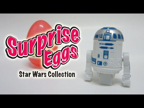 Rogue One : A Star Wars Story RSD2 Surprise Eggs  星際大戰 出奇蛋 RSD2