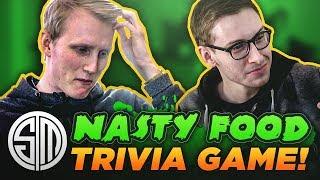 TSM Nasty Food Trivia GAME! 🤢