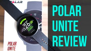 Polar Unite Initial Review! - First Runs With Polar's Budget Fitness Tracker