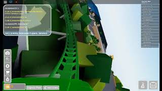Universal Studios Roblox - Hulk Ride Full