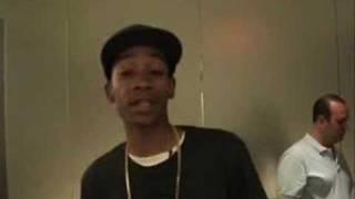 Wiz Khalifa Drop for DJ Massacre & Fire 107