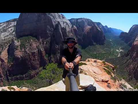 Around the World in 360° Degrees3 Year Epic Selfie 2