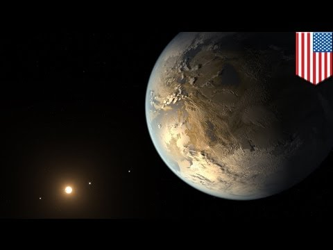 Kepler-186f, the first Earth-like star discovered in the habitable zone of another star
