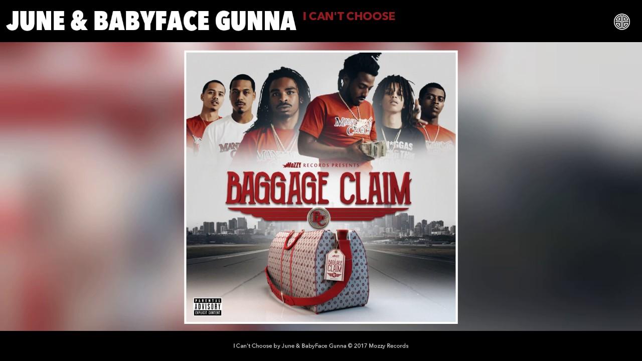 June & BabyFace Gunna - I Can't Choose (Audio)