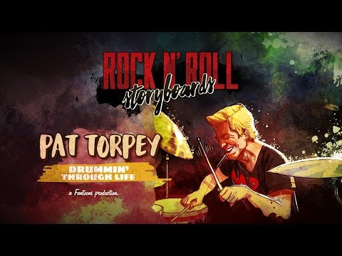 Pat Torpey from Mr. Big - A new documentary coming soon!